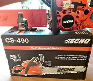 Chainsaw (New) 350$ for Sale in San Antonio, TX