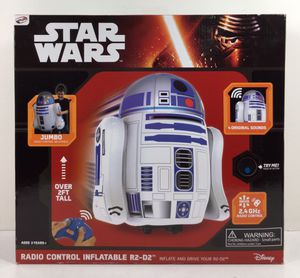 Star Wars Radio Control Inflatable R2-D2 - New! for Sale in Auburn, WA
