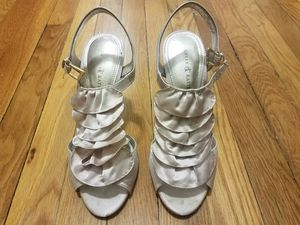 "Kelly & Katie Satin T-Strap 3"" Heels for Sale for sale  Brooklyn, NY"