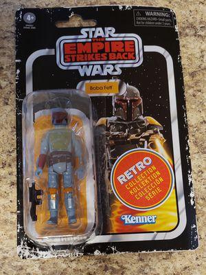 Kenner Star Wars Retro Collection Boba Fett 3 3/4 Action Figure Hasbro Vintage for Sale in Littleton, CO