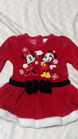 Disney baby Christmas outfit for Sale in Mesa, AZ