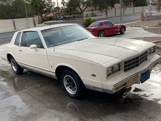 1985 Chevrolet Monte Carlo for Sale in Las Vegas,  NV