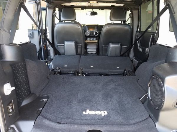 2013 Jeep Wrangler Unlimited