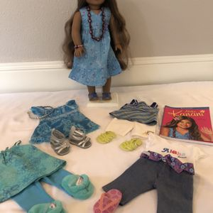 "American Girl Doll- ""Kanani"" for Sale in Fresno, CA"