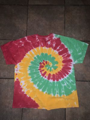 Tie-dye shirt asking $15 size extra-large for Sale in Fresno, CA