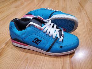 DC Avenger Model Skate Shoes size 10 Anthony Van Engelen Blue Pink Vans prod for Sale in Rosemead, CA