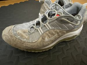 Nike airmax 94 X Supreme snakeskin for Sale in Hyattsville, MD