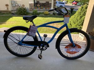 "Brand new 26"" men's cruiser bike for Sale in West Valley City, UT"