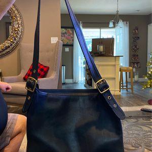 Vintage Genuine Coach Leather Hobo bag large for Sale in St. Petersburg, FL