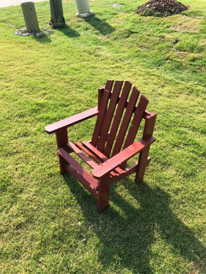 Wood kids chair for Sale in Clayton, NC
