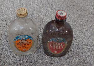 Antique Syrup Bottles $10.00 Each for Sale in Burlington, NC