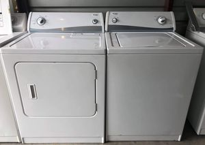 Amana Washer and Dryer for Sale in Carrollton, TX