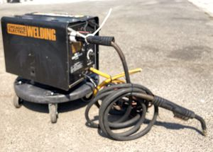 Chicago Electric 170 Amp-DC, 240 Volt, MIG Flux Cored Wire Arc Welder for Sale in Rancho Santa Margarita, CA