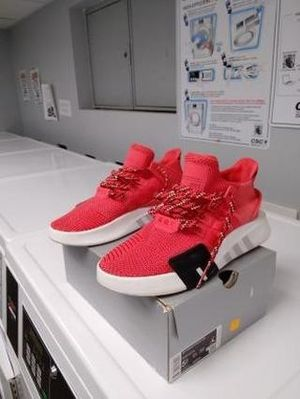 Red Eqt Adidas Size 8 DELIVERED!!!Buy 1 Get 1 50% Off for Sale in Springfield, MA