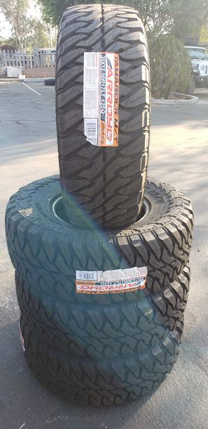 New tires 35 1250 17 for Sale in Fontana, CA