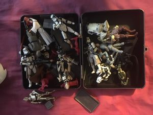 Huge Star Wars action figure/model/ collector lot for Sale in Philadelphia, PA