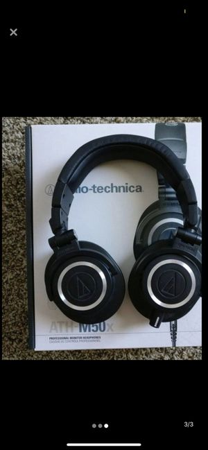 Ath-M50x for Sale in City of Industry, CA