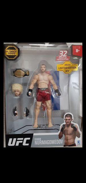 New UFC Khabib Nurmagomedov Action Figure. for Sale in Apopka, FL