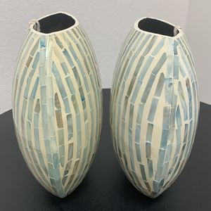 Ross Decor Vase With Or Without Flowers for Sale in Hialeah, FL