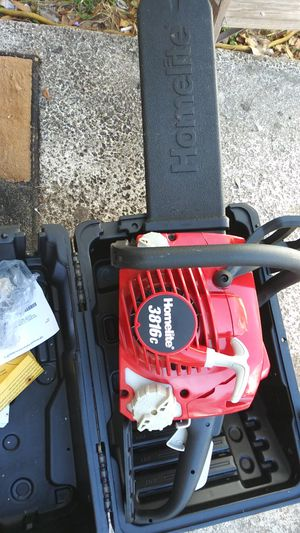 Home light 3816 c chainsaw for Sale in Orlando, FL