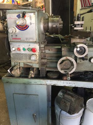 Birmingham14 inch lathe for Sale in Harbison Canyon, CA