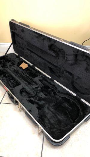 Musicman StingRay Bass Guitar Hard Travel Case for Sale in Miami, FL