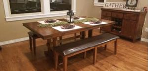 Wooden Table, No Chairs for Sale in Colorado Springs, CO