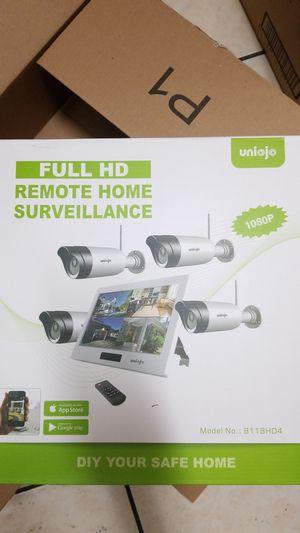Uniojo Surveillance System for Sale in Norfolk, VA