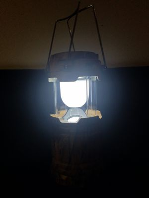 Rechargeable camping lantern for Sale in Mount Olive, NC