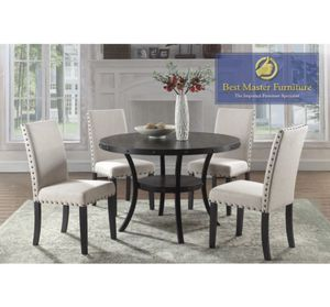 Brand new 5pc dining table for Sale in Whittier, CA