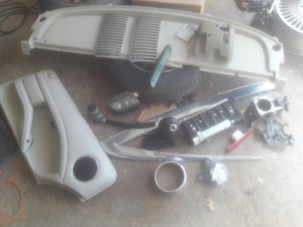 Parts for a jaguar xj6 1995 to 1997