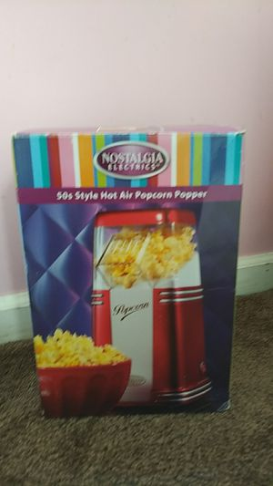 50s style air popcorn popper for Sale in Trappe, PA