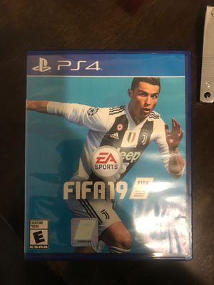 Fifa 19 ps4 for Sale in Brooklyn, NY