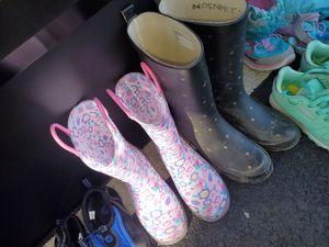 Rain boots for Sale in Croydon, PA