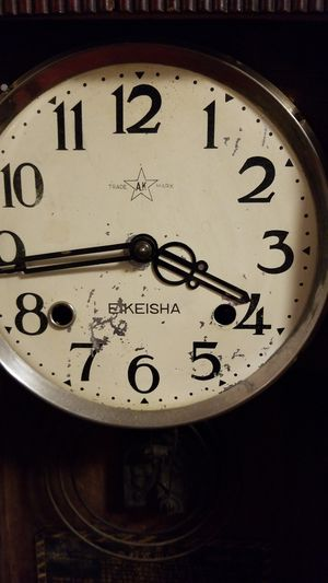 ANTIQUE EIKEISHA CLOCK for Sale in Seattle, WA