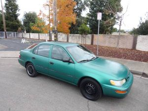 97 Toyota Corolla RUNS good cheap Automatic cheap and Drives good for Sale in Hayward, CA