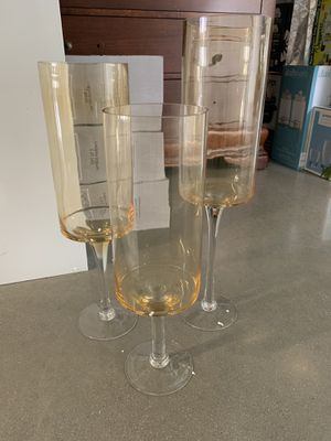 Cylinder Candle holders for Sale in Gilroy, CA
