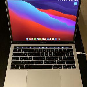 Silver 2018 Apple MacBook Pro - Like New for Sale in Huntington Beach, CA