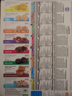 Girl Scout cookies for Sale in Marietta, GA