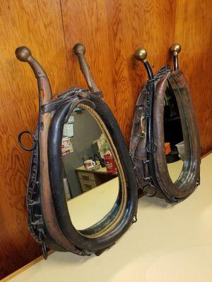 Horse collar mirror for Sale in Louisiana, MO