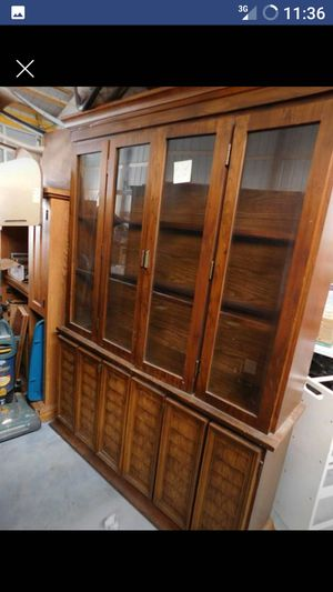 Vintage China Hutch for Sale in Grand Island, NE