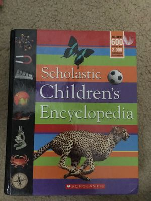 Children encyclopedia for Sale in Tracy, CA