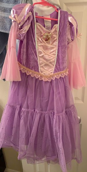 Rapunzel costume for Sale in Houston, TX