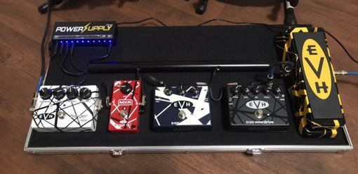 Evh Effects Pedal Board for Sale in La Puente,  CA