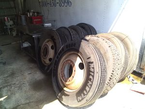 Semi trailer tires for Sale in Phillips Ranch, CA