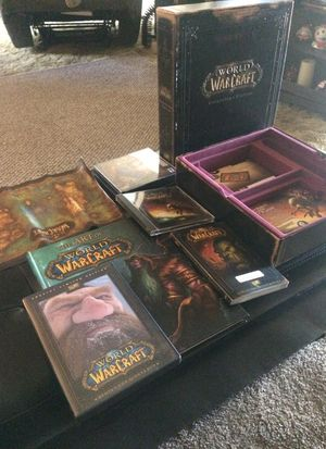 World of Warcraft collectors edition for Sale in Covina, CA
