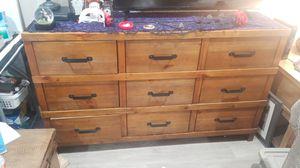 Dresser side board for Sale in El Cajon, CA