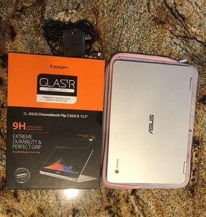 ASUS Chromebook Flip, 12.5 Inch, Chrome OS for Sale in Miami Gardens, FL