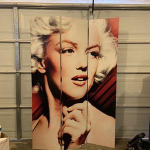 Marilyn Monroe for Sale in Santa Clarita, CA