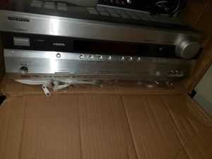 Onkyo 7.1 surround sound system for Sale in Carteret, NJ